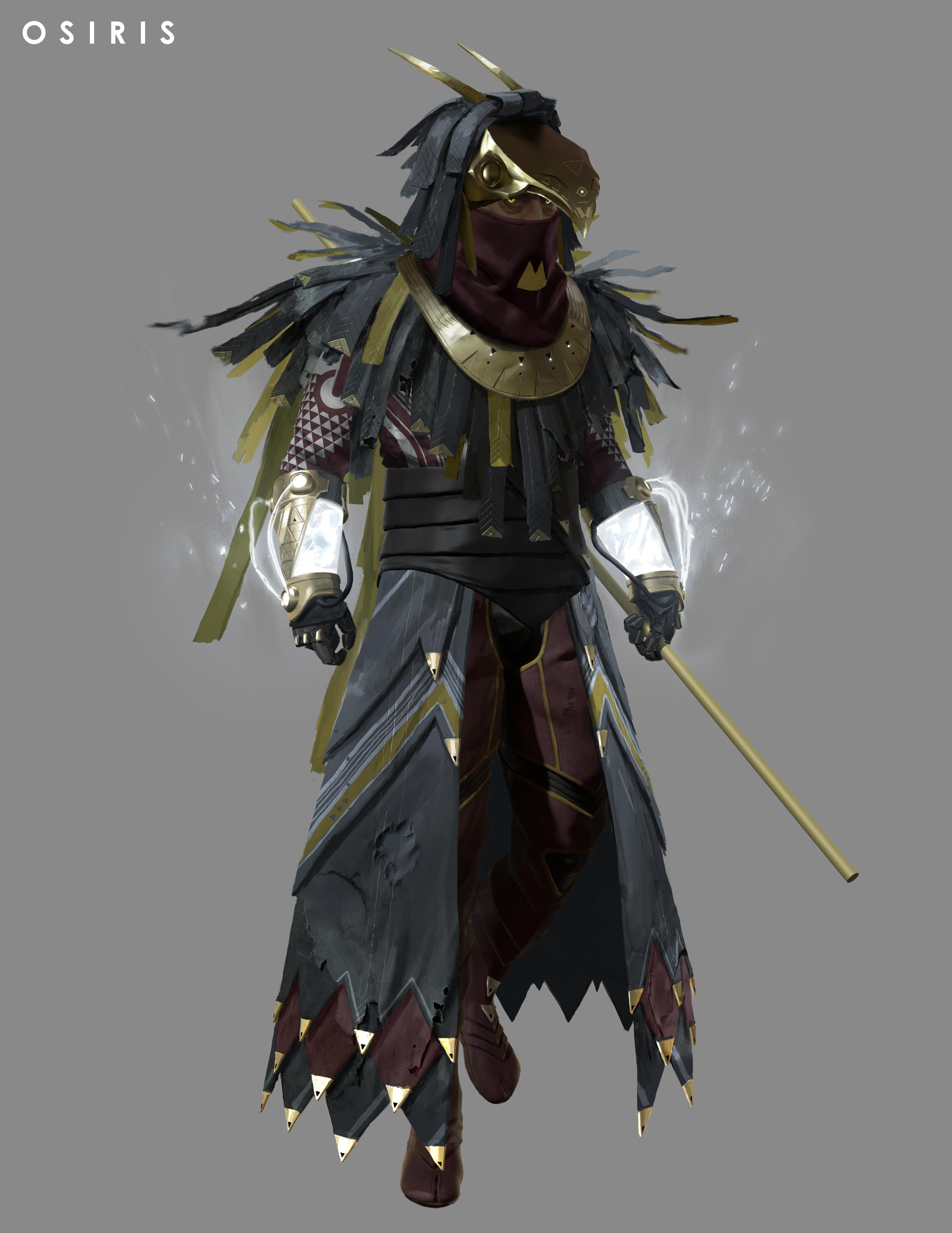 Destiny 2 The Curse of Osiris Announcement