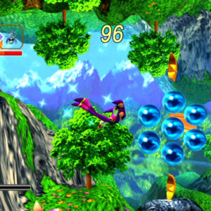 Free Games - Nights into Dreams - Xbox 360