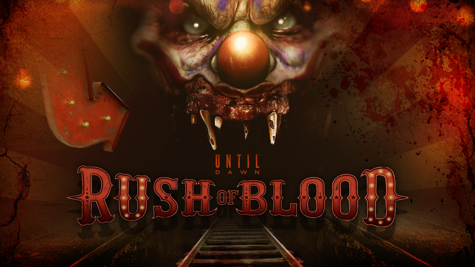 Free Games - Until Dawn Rush of Blood
